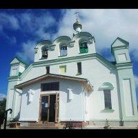 Церковь в Бураново :: Виктория Нефедова