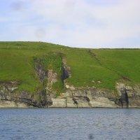 Лаконичные берега Ирландии :: Марина Домосилецкая