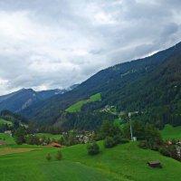 Баварские Альпы, проездом... :: Galina Dzubina