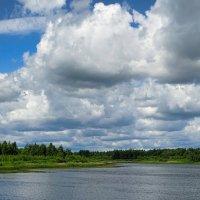 Небо и вода :: Милешкин Владимир Алексеевич