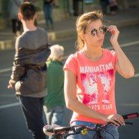 Манхеттен на велике :: Юрий Плеханов