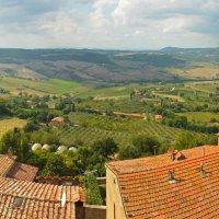 Тосканский пейзаж :: Олег Нигматуллин