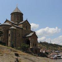 Метехи-памятник грузинской архитектуры :: Светлана Кажинская