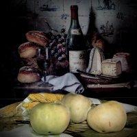 Яблочный  Спас !!! С праздником,  дорогие  !!! :: Валерия  Полещикова