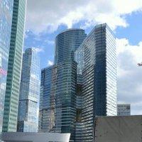Москва - Сити. :: Михаил Столяров
