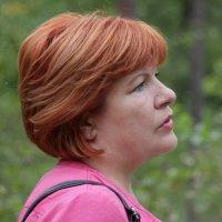 портрет вне студии :: Ирина