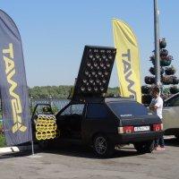 Автозвук в Астрахани :: Евгения Чередниченко