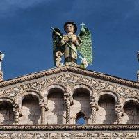 Лукка. Церковь святого архангела Михаила на форуме. :: Надежда Лаптева