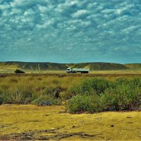 Дорога на Судан... :: Sergey Gordoff