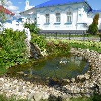 Раифский Богородицкий мужской монастырь :: Наиля