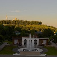 Патриарший сад :: Сергей Владимирович Егоров