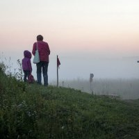 Туман-великан :: Константин Konstantin