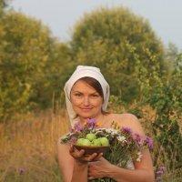 С Яблочным Спасом !!!! :: Наташа .