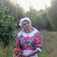 барышня - крестьянка :: Наташа .
