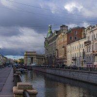 город просыпается :: Vasiliy V. Rechevskiy