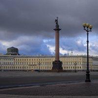 утро большого города :: Vasiliy V. Rechevskiy