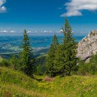 Альпийский пейзаж. :: Alexander