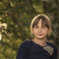 Внучка Полина :: Марина Никулина