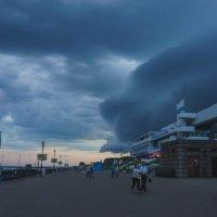 Перед грозой! :: Ирина Антоновна