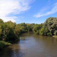 Про малые реки России... :: Андрей Заломленков