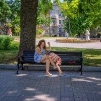 Утомленные солнцем... :: Вахтанг Хантадзе