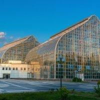 Москва. Ботанический сад. Главный вход. :: Николай