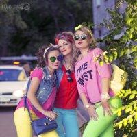 В теме с летом, яркие и разноцветные :: GaliNa Khv