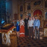 Крестины Дашеньки... :: Julia Art