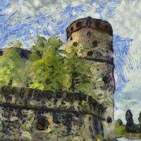 Легенды старого замка.... :: Tatiana Markova