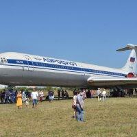 Ил-62 :: Владимир Нефедов