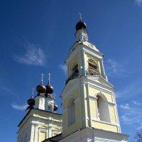 Церкви Плеса :: Irina Shtukmaster