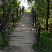 Любимый мостик :: Андрей Лукьянов