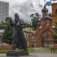 Памятник староверу :: Сергей Цветков