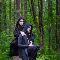 В лесу :: Сергей Добрыднев