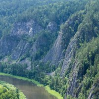 река Белая (Агидель) :: Сергей Политыкин