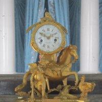 Старинные часы :: Дмитрий Никитин