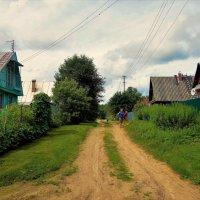 Дорога к реке... :: Sergey Gordoff