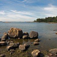 On the bank of Finnish Gulf :: Roman Ilnytskyi