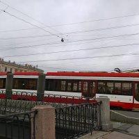 Трамвай :: Митя Дмитрий Митя