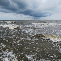 Непогода на Балтике :: Людмила Жданова