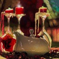 «Сгорая плачут свечи...» :: Shmual Hava Retro