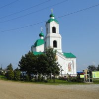 поселок Красная Слудка :: Валерий Конев