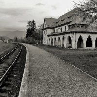 Станция :: Роман Савоцкий