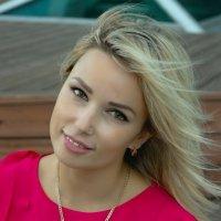 Блондинка. :: Александр Бабаев