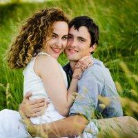 Настя и Дима :: Виталий Бжицких