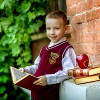 Скоро в школу :: Ирина Яшкина
