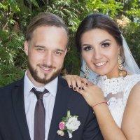 Первое фото молодой семьи :: Екатерина Бильдер