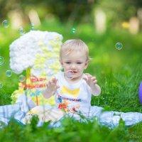 Первый день Рождения :: Олеся Корсикова