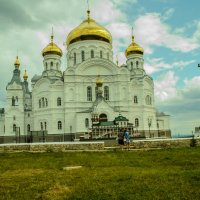 Белогорский монастырь. :: petyxov петухов