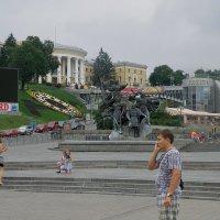 Мирная жизнь :: Александр Рыжов